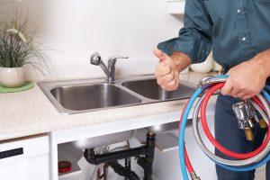 Αποφραξη κουζινας απο την Αποφραξεις Βυρωνας