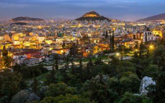 Η Αθήνα σήμερα